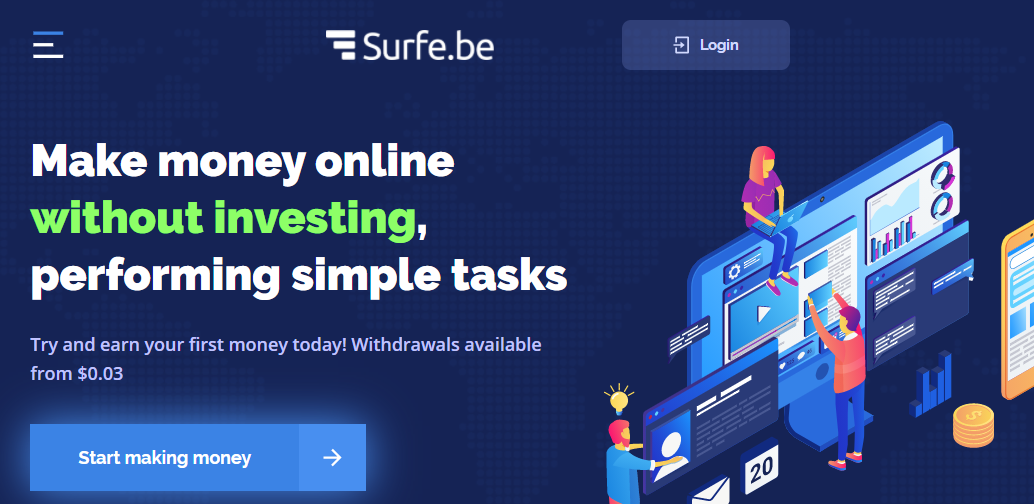 Surfe-be-Make-money-online-without-investing