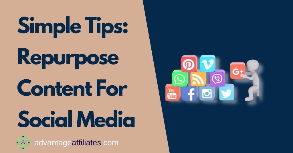 Feature Image Repurpose content for social media